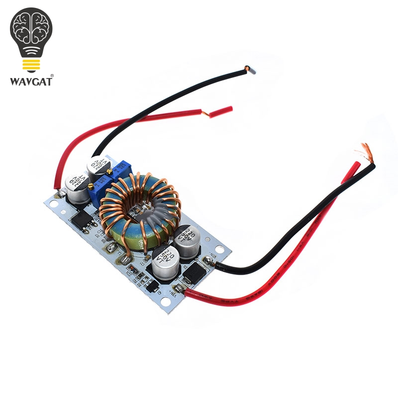 250W 10A DC-DC Boost Converter Constant Module Current Mobile Power Supply LED Driver Module Non-isolated Step Up Module image