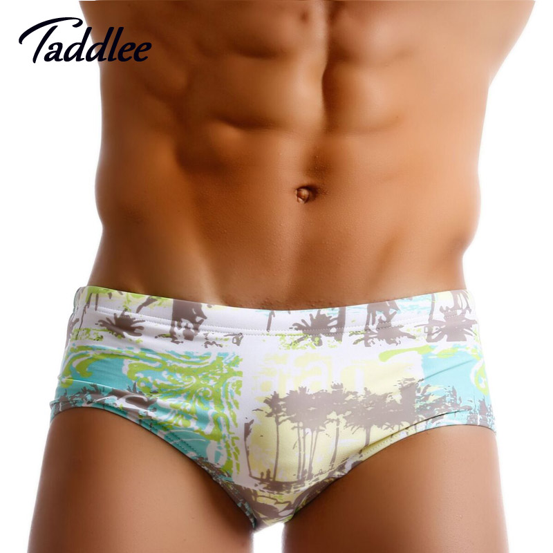 391700eda8 Taddlee Brand New Sexy Mens Swimwear Swimsuits Swim Brazilian Classi Cut  Surfing Board Trunks Shorts Gay Low Waist Swimming Wear