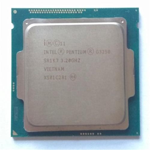 все цены на Intel Pentium Processor G3250 3.2g LGA1150 22 nanometers LGA1150 3M Cache Dual-Core CPU Processor TPD 53W ,have a g3220 sale