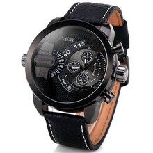 9 Colores de Los Hombres de Moda de Cuarzo Relojes de Marca de Lujo de Relojes Masculinos Impermeables Ejército Militar Relojes Relogio masculino