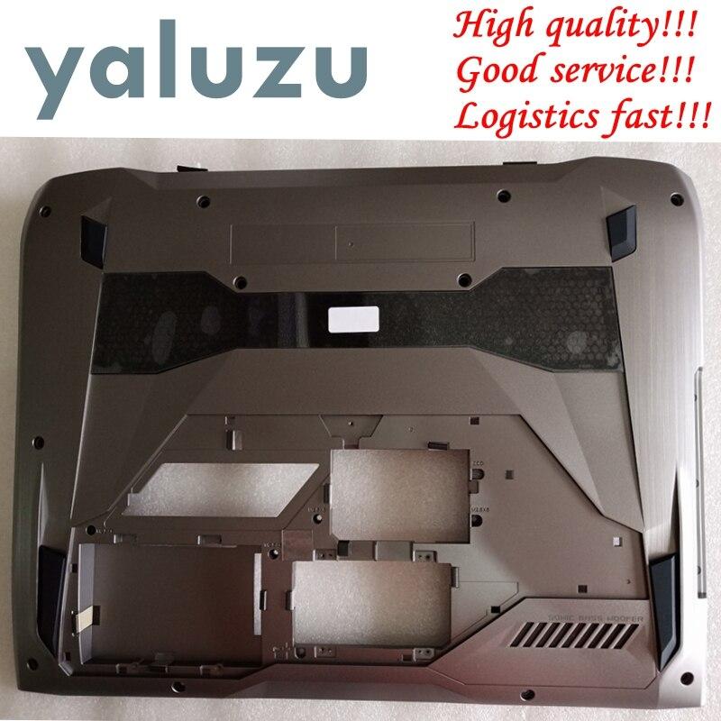 цена YALUZU New laptop bottom case base cover for ASUS 17.3