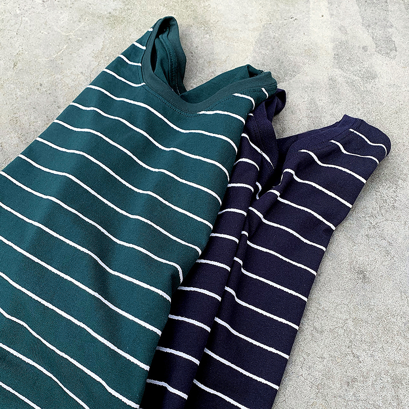 Summer New Striped T Shirt Men Fashion Casual Short sleeved Tshirt Man Streetwear Trend Wild Hip hop Loose Cotton T shirt M XL in T Shirts from Men 39 s Clothing