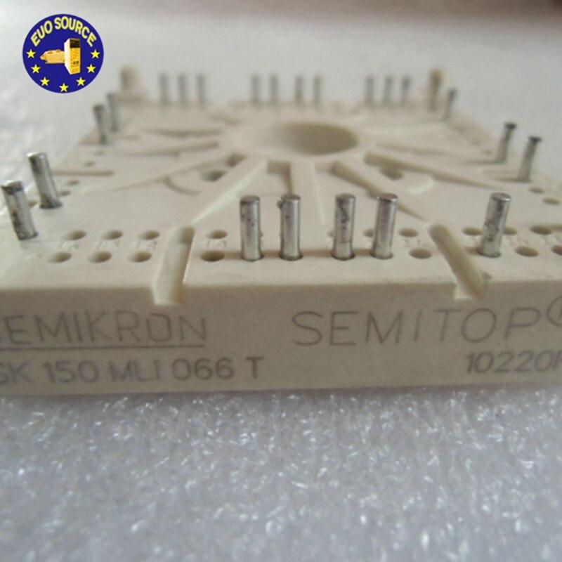 Semikron thyristor module SK150MLI066T thyristor module 160a mtc160a1600v common thyristor mtc160 16