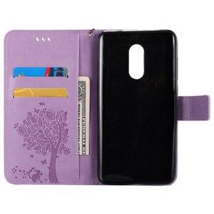 Image 4 - Luxe Retro Zaken Flip Wallet Case Voor Xiaomi Redmi 4X 4A 5A 6A 7A Mi 5X A1 Note 5 6 7 Pro A2 Lite Case Telefoon Pu Leer