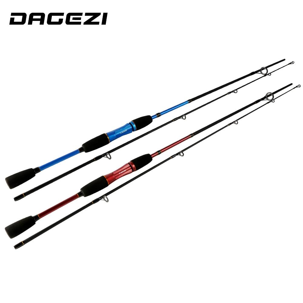 Dagezi 1 8m casting fishing rod lure fishing rod m power for Casting fishing rod