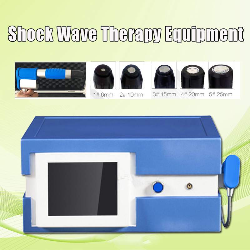 New Style ! Factory Price Shock Wave Machine/Extracorporeal Shock Wave Therapy Equipment With German Imported Compressor