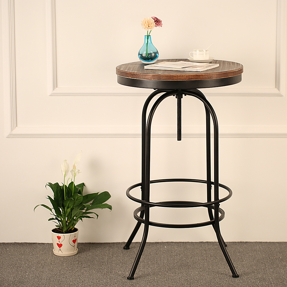 Industrial Style Round Coffee Table: Popular Modern Wooden Furniture-Buy Cheap Modern Wooden