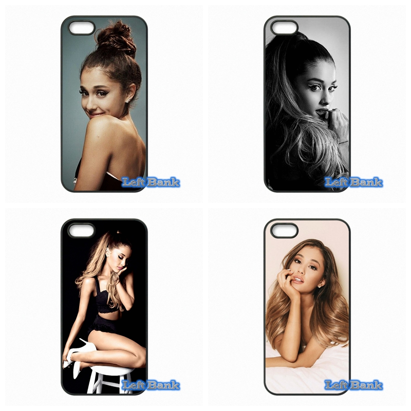Ariana Grande Hard Phone Case Cover For Apple iPod Touch 4 5 6 For iPhone 4 4S 5 5S 5C SE 6 6S Plus 4.7 5.5
