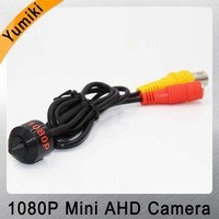 HD Metal Bullet 1080P 1920*1080 SONY IMX323 AHD Mini Surveillance Camera CCTV H.264 3.7mm Lens 2MP Wired Security Camera