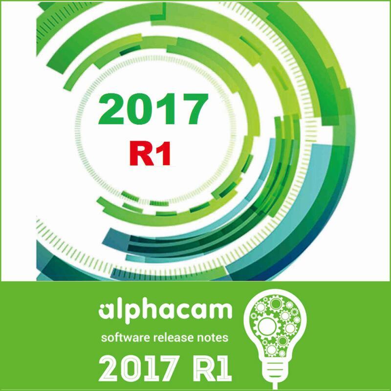 AlphaCAM 2017 multi línguas para win7/8/10 64 bits