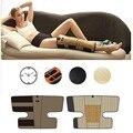 Nova Tecnologia de massagem Elétrica instrumento terapia do Ímã, turmalina, articulações do joelho far-infrared cuidados quente velhas pernas frias