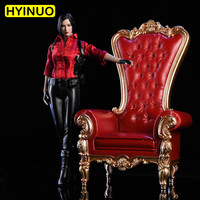 1/6 Scale 18XG17 Female Sexy Motorcycle Girl Sexy Motor Girl Leather Clothes Clothing Set For 12 Figure Female Body Doll