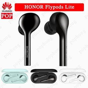 HUAWEI honor FlyPods lite Bluetooth 5.0 Wireless Earphone with Mic Music Touch Waterproof Headset Handfree Dynamic