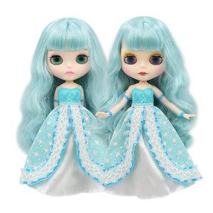 Image 5 - ICY factory blyth doll 1/6 BJD special offer special price, faceplace and hands AB as gifts