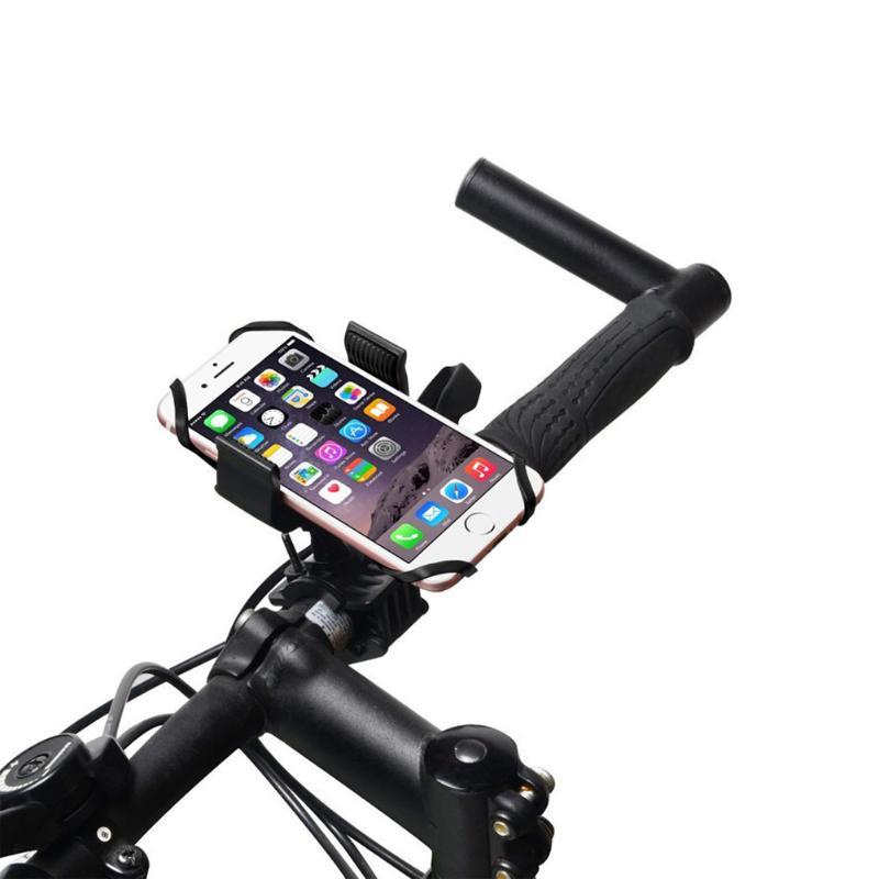 Универсальный автомобильный держатель телефона Рули для велосипеда Клип Стенд кронштейн для 5.5-9.2 см интеллектуальному мобильному Планшет…