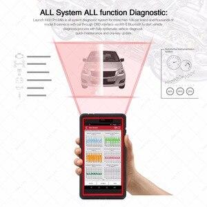 Image 2 - Lançamento x431 pro prós mini obd2 diagnóstico wifi bluetooth obdii scanner diagnóstico ecu codificação ferramentas automotivas como lançamento x431 v +