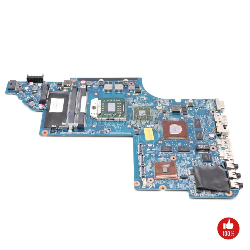 NOKOTION 641576-001 Laptop Motherboard For HP PAVILION DV7 DV7-6000 Socket S1 DDR3 RS880MD HD6650 1GB Main board Free cpuNOKOTION 641576-001 Laptop Motherboard For HP PAVILION DV7 DV7-6000 Socket S1 DDR3 RS880MD HD6650 1GB Main board Free cpu