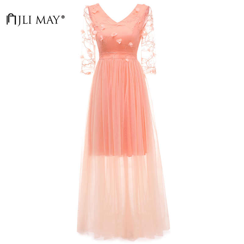 Detail Feedback Questions about JLI MAY Lace Mesh Tutu Party Dress ... 1a59b679c8c0