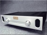 Todos los chasis de aluminio BZ430905 versión de doble perilla de los dos lados del chasis del amplificador de refrigeración|Amplificador| |  -
