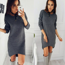 S-XL women o neck long sleeve tops autumn winter casual leisure brand t shirt