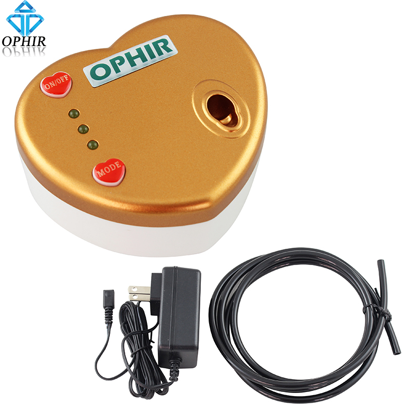 OPHIR Mini Air Compressor for Airbrushing Cosmetics Tanning Tattoo Makeup 100V-240V Free Shipping #AC041 автозагар lancaster self tanning melting delight for face