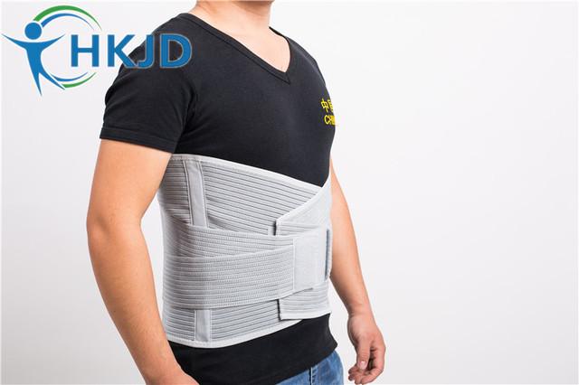 Envío Libre Medical Corsé Corsé de La Cintura Cinturón de Trabajo de Mensajería Soporte de la Espalda Ayuda de La Cintura Médica