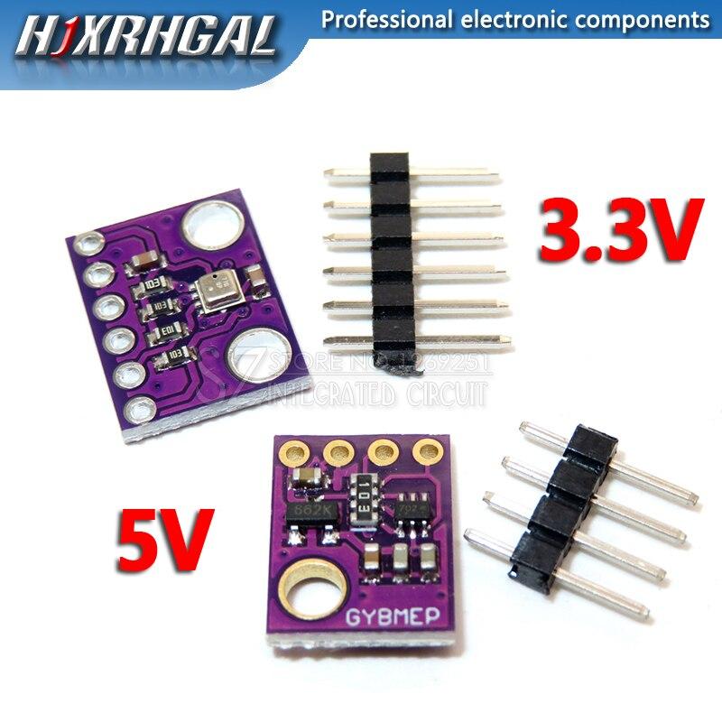 1PCS GY-BME280 Digital Sensor Temperatur Feuchtigkeit Luftdruck Sensor Modul I2C SPI 1,8-5 V BME280 5V /3,3 V