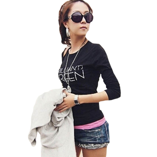 2017 Summer Casual Women T Shirt