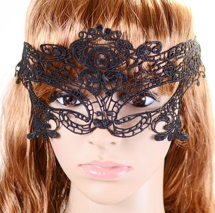 Wholesale Price 20pc/<font><b>lot</b></font> Party Masks White lace mask <font><b>fun</b></font> mask <font><b>jewelry</b></font> fashion theme dance parties 3151 image
