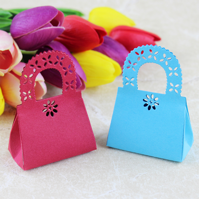 YLCD697 Princess Bag Metal Cutting Dies For Scrapbooking Stencils DIY Album Paper Cards Decoration Embossing Folder Die Cutter
