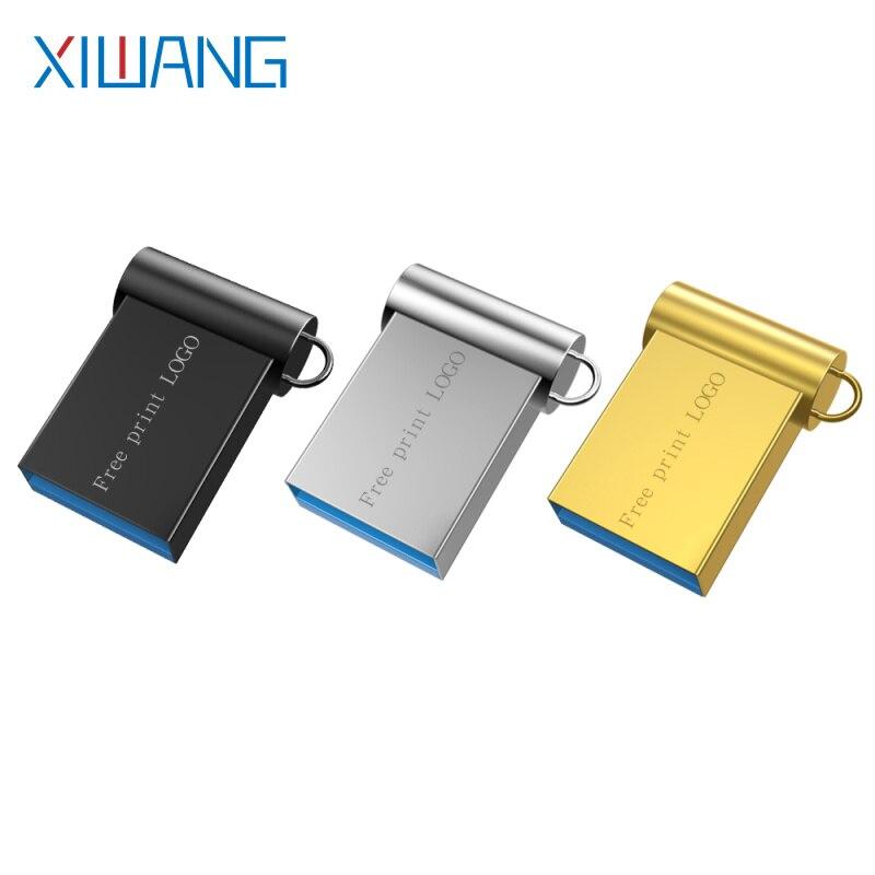 Usb Flash Drive 2.0 Pendrive 8gb 16gb 32gb 64gb 128gb U Disk High Speed Metal Memory Stick Super Mini Pen Drive Free Custom Logo