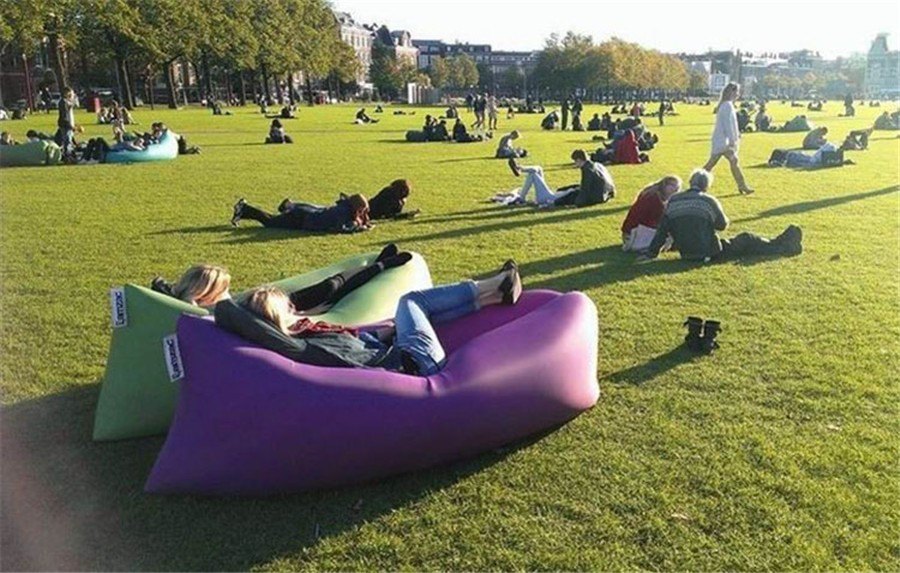Lazy Inflatable Beanbag Sofa28