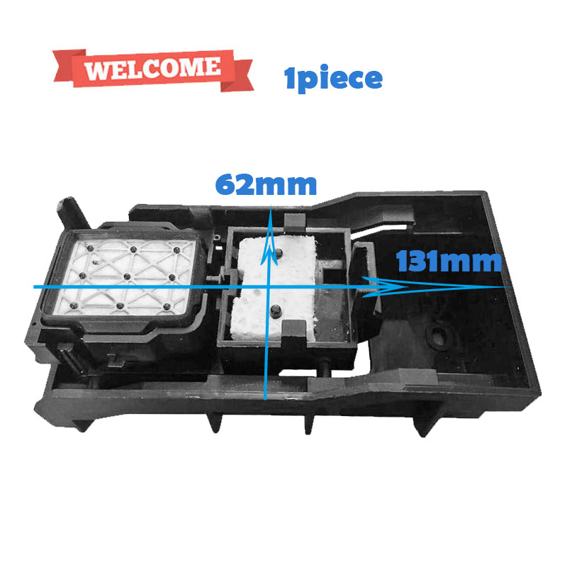 1X Ink cap station For Mimaki Large format plotter Mimaki JV33 JV5 capping station assembly for Epson DX5 head cleaning kit jv33 mimaki jv33 sb53 permanent chip for mimaki jv33 sb53 printer