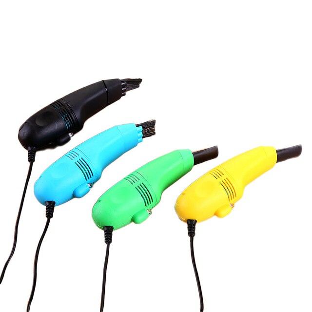 USB Máy Hút Bụi để Làm Sạch Máy Tính PC Máy Tính Xách Tay Mini Bàn Phím Bàn Chải Bụi Bàn Chải Văn Phòng Sạch Máy Tính Chất Tẩy Rửa cho Máy Chủ Máy Tính