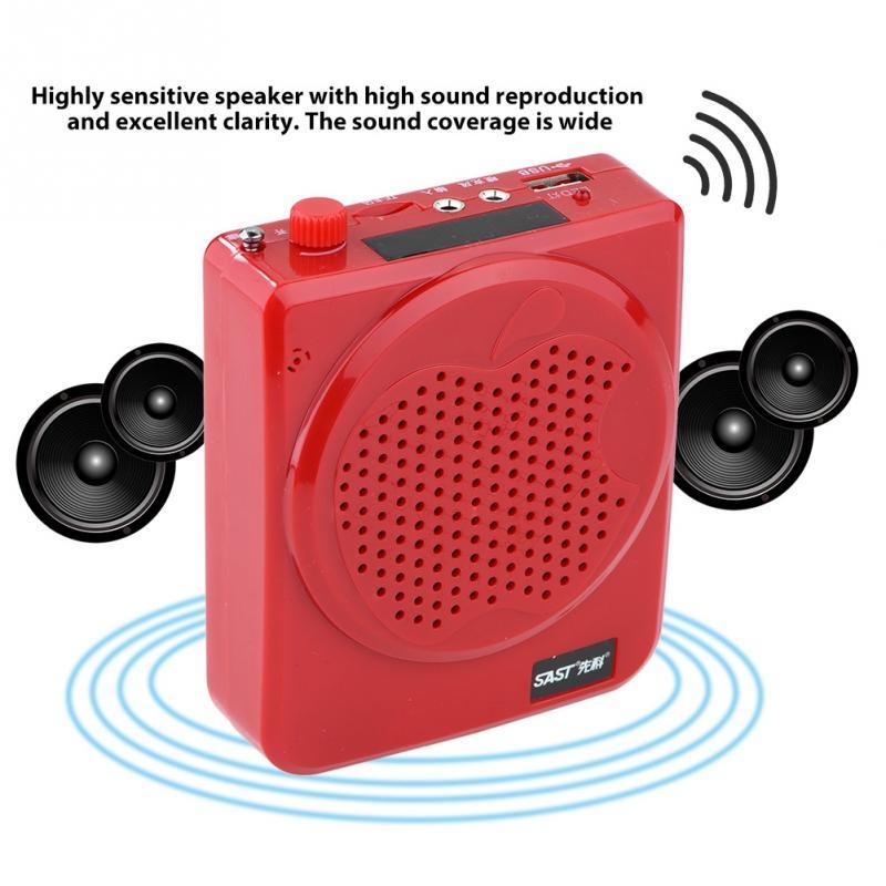 Zuversichtlich Vbestlife Tragbare Ultra-klare Stimme Verstärker Wiederaufladbare Lautsprecher Für Lehrer Coache Senioren Tour Guide Kaufe Eins Megaphon Bekomme Eins Gratis