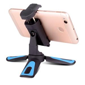 Image 5 - XILETU CD 1 2 1 360 rotasyon dikey çekim Mini Tripod telefon montaj tutucu iPhone Max Xs samsung S8 S9 piksel 2 3
