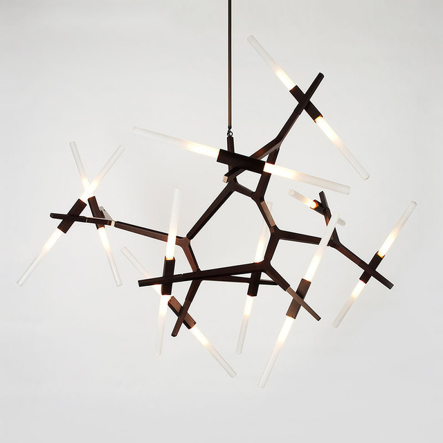 Bon Chandelier Lighting Modern Led Chandelier Gold/Black Tree Branch Light  Living Room Chandeliers Designeru0027s Lamp