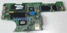 Для X130E HM65 С i3 Cpu Материнской Платы Ноутбука FRU: 04W3574 04W3576 DA0FL8MB8C0