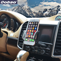 360 поворот регулируемый CD слот автомобильный держатель телефона Cobao автомобильный CD-плеер универсальный смартфон держатель для iPhone Samsung