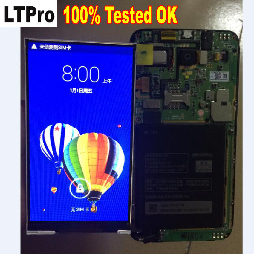 LTPro High Quality Tested New A606 Inner LCD Screen Monitor For Lenovo A606 Mobile Phone Display Repair Parts