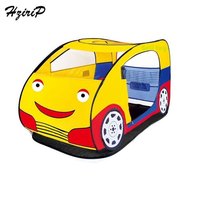 HziriP Kids Play Tent Princess Cute Car Foldable Tipi Game Toy Playhouse Cloth Baby Play House Outdoor Toys for Children Gifts  sc 1 st  AliExpress.com & HziriP Kids Play Tent Princess Cute Car Foldable Tipi Game Toy ...