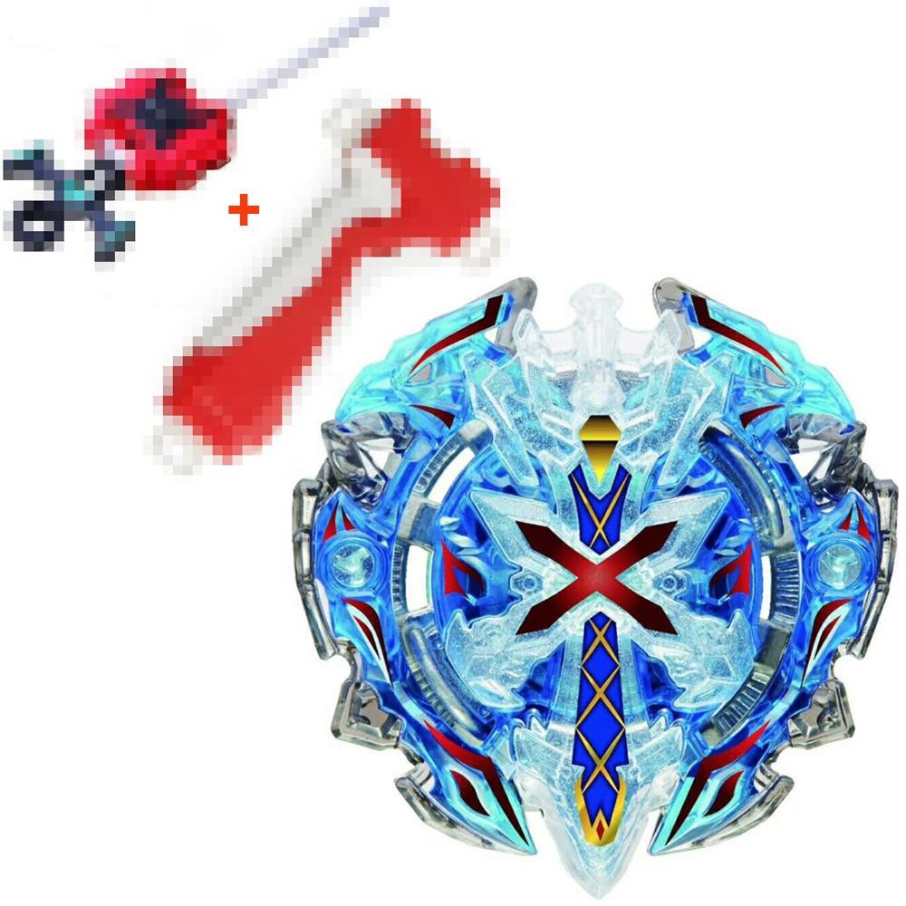 B-67 BLUE Xeno Xcalibur / Xcalius / Excalibur DOWN ORBIT Burst BOOSTER Spinning Top B92 B85 B92 B97 B96 B44 B41(China)