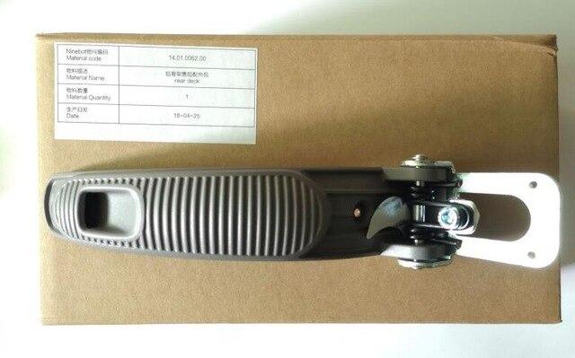 Original Rear Deck Rear Wheel Fork for Ninebot ES1 ES2 ES4 Scooter parts
