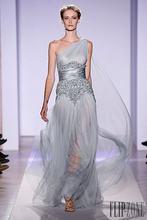 hot sexy one shoulder prom gown vestido de festa lace appliques beading  2018 new design silver tulle sashes bridesmaid dresses 9516b5d760e7