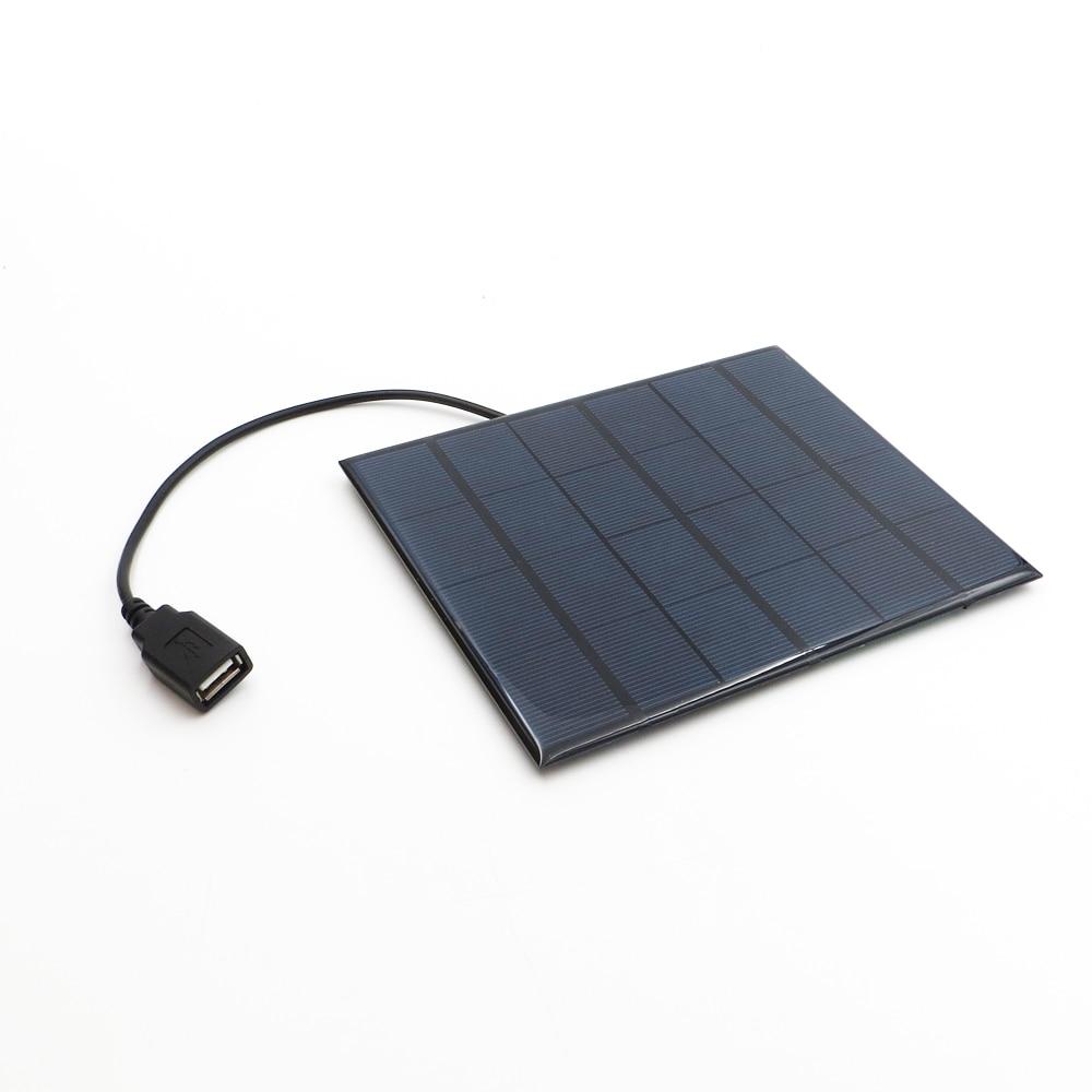 6 V 3 5 W Solar Panel Portable Mini Sunpower DIY Module System For Solar  Lamp Battery Toys Phone Charger Cells 6V Watt Volt