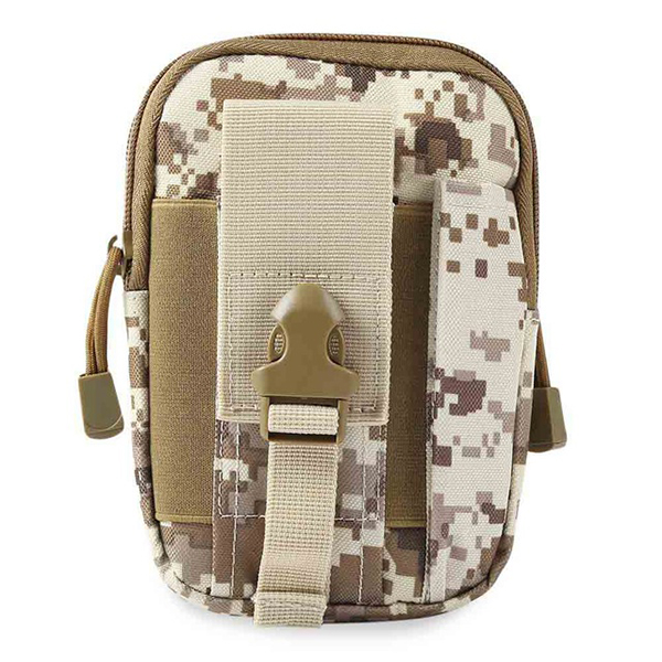 Home Honesty Fggs-army Molle Oxford Waist Belt Bags Wallet Pouch Purse Hot Army Waist Pack Edc Bag