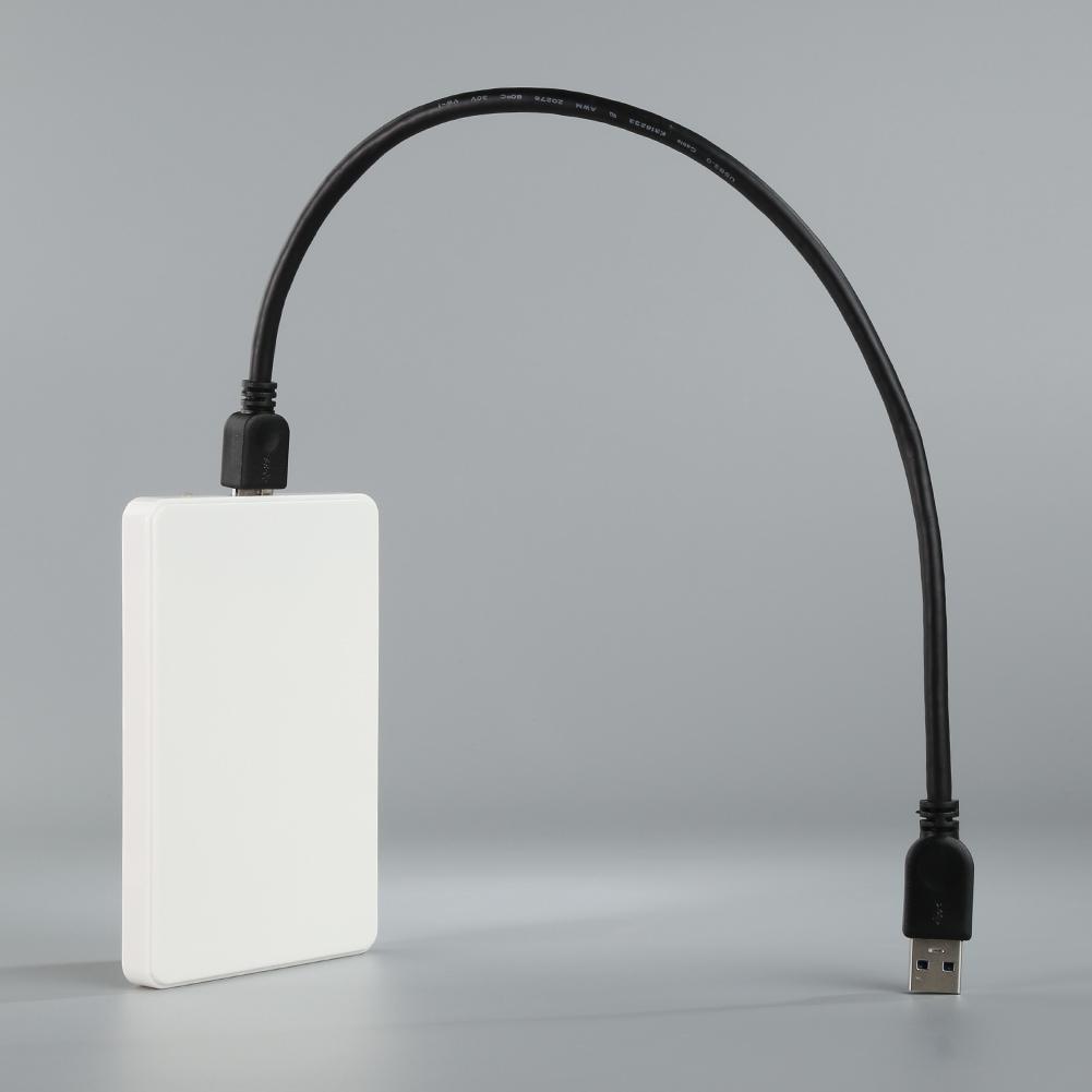 New Hot 2.5 Inch USB 3.0 SATA External Hard Drive Mobile Disk HDD Enclosure Case Box