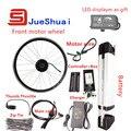 """20 """"-700C/36 V 250 W-500 W motor Sin Escobillas Bicicleta eléctrica Kit Excelente bicicleta eléctrica bicicleta Kit/kit de conversión de BRICOLAJE"""