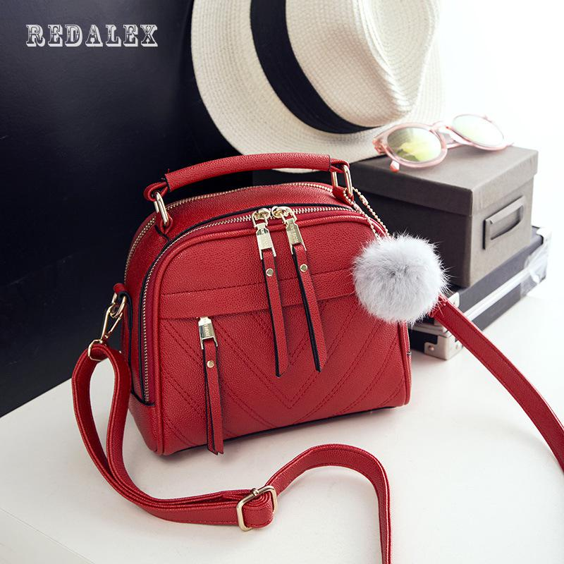 All-match Fashion Handbag Shoulder Satchel Bag Small Tide