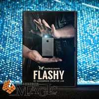 2017 neue Flashy (und Kniff) durch SansMinds Kreative Labor close-up karte zaubertrick produkte/großhandel